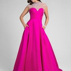 Terani Couture 1712P2896 PROM FORMAL PAGEANT GALA